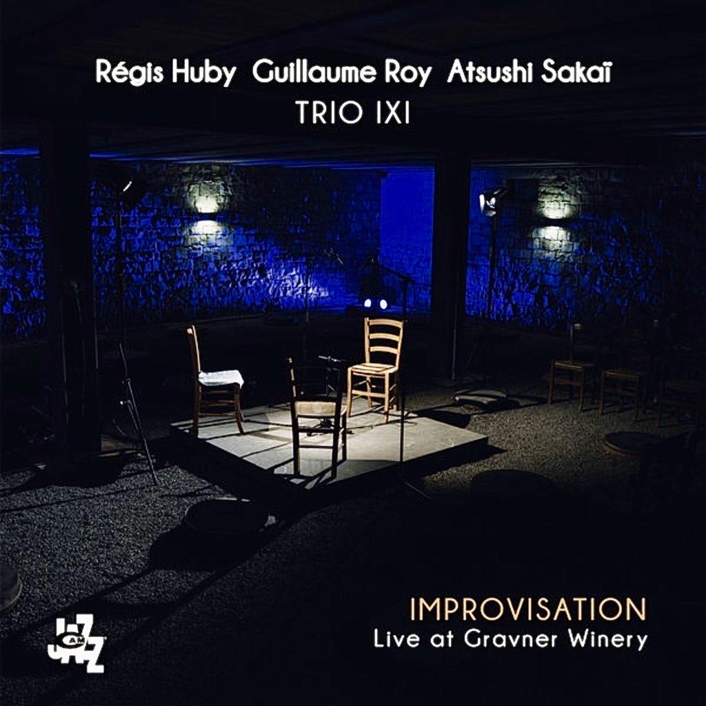 Trio IXI (Régis Huby, Guillaume Roy, Atsushi Sakaï)
