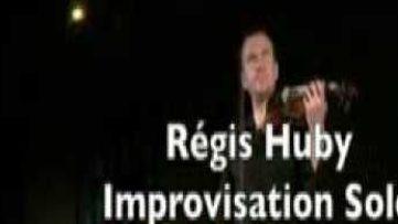Régis Huby (Solo at Europa Jazz Festival)